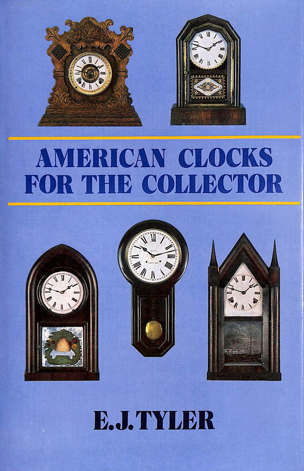 Image for American Clocks for the Collector