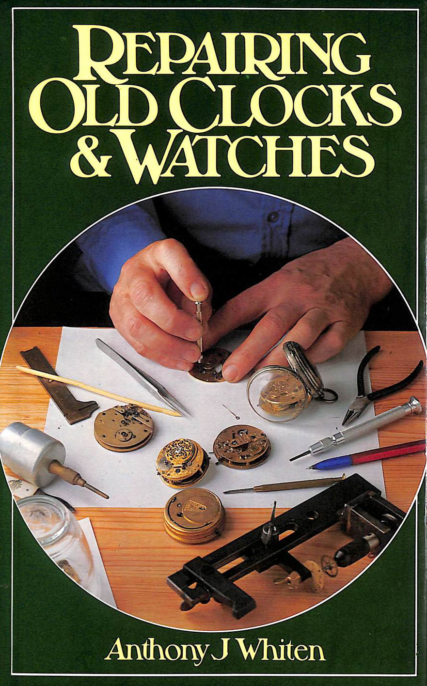 Image for Repairing Old Clocks and Watches