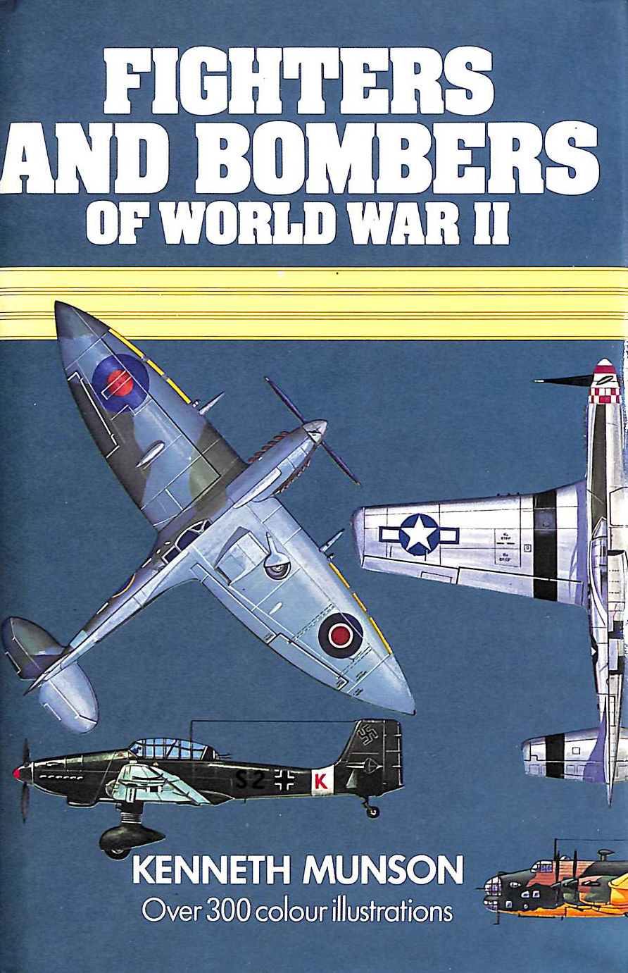 Image for Fighters and Bombers of World War II