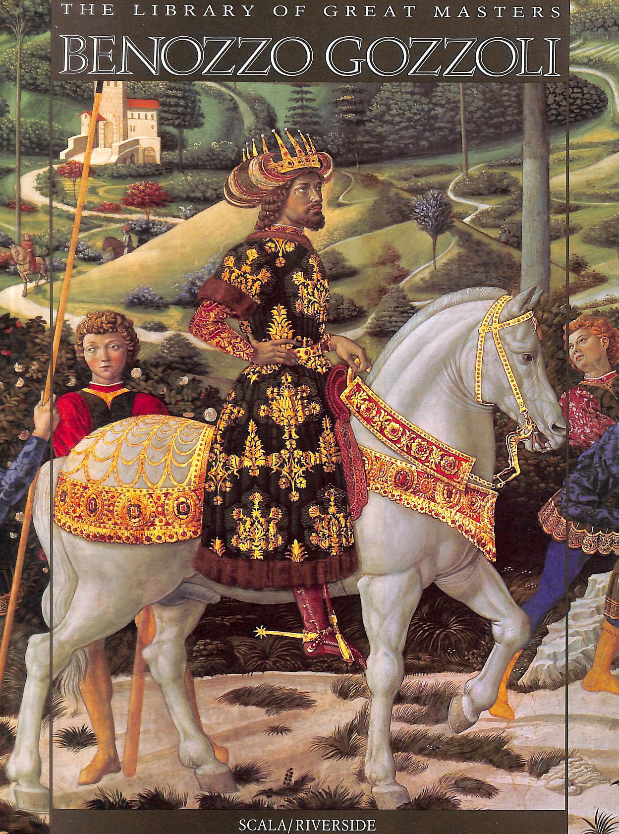 Image for Benozzo Gozzoli (Library of Great Masters S.)