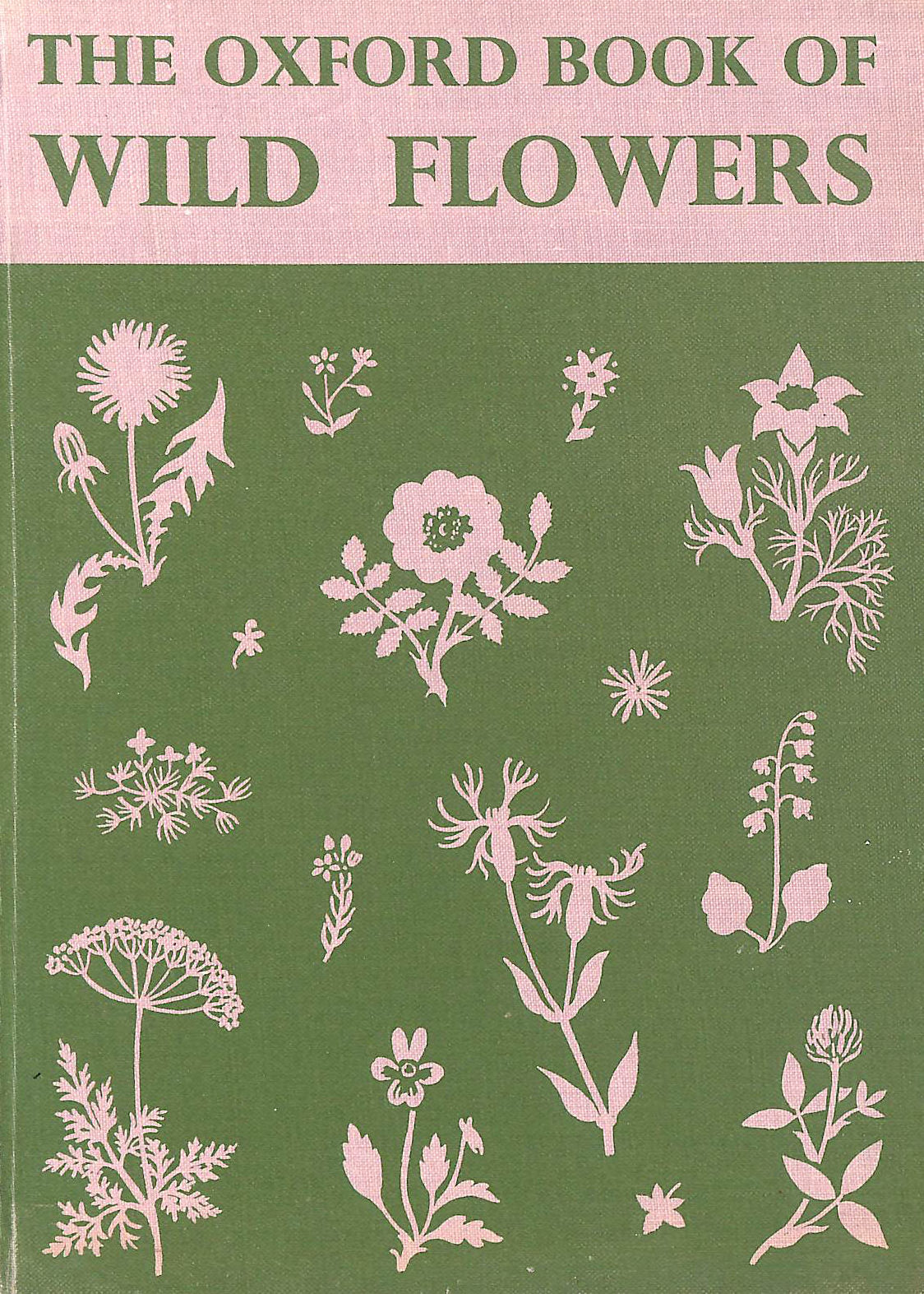 Image for The Oxford Book of Wild Flowers