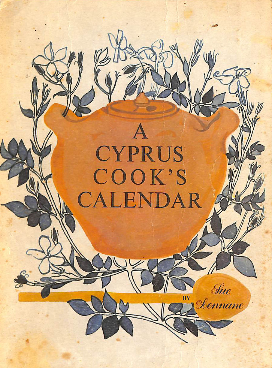 Image for A Cyprus Cook's Calendar