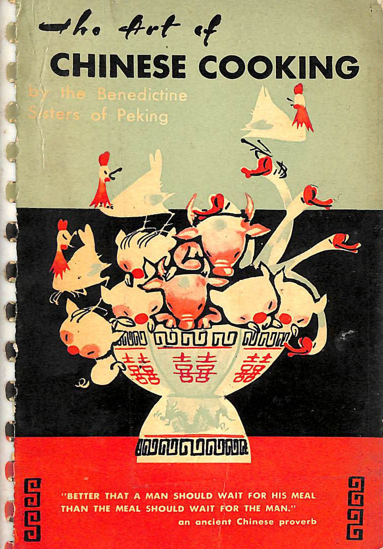 Image for The Art of Chinese Cooking
