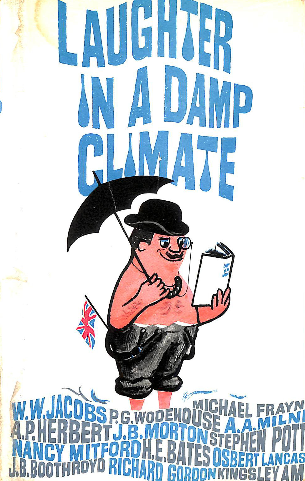 Image for Laughter in a damp climate: An anthology of British humour