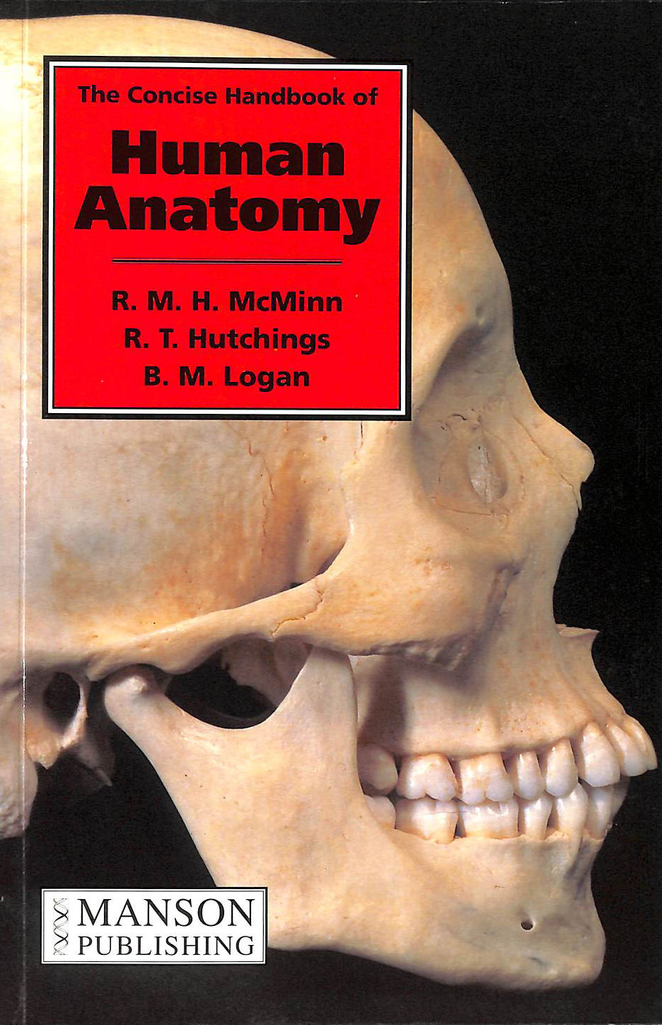 Image for The Concise Handbook of Human Anatomy