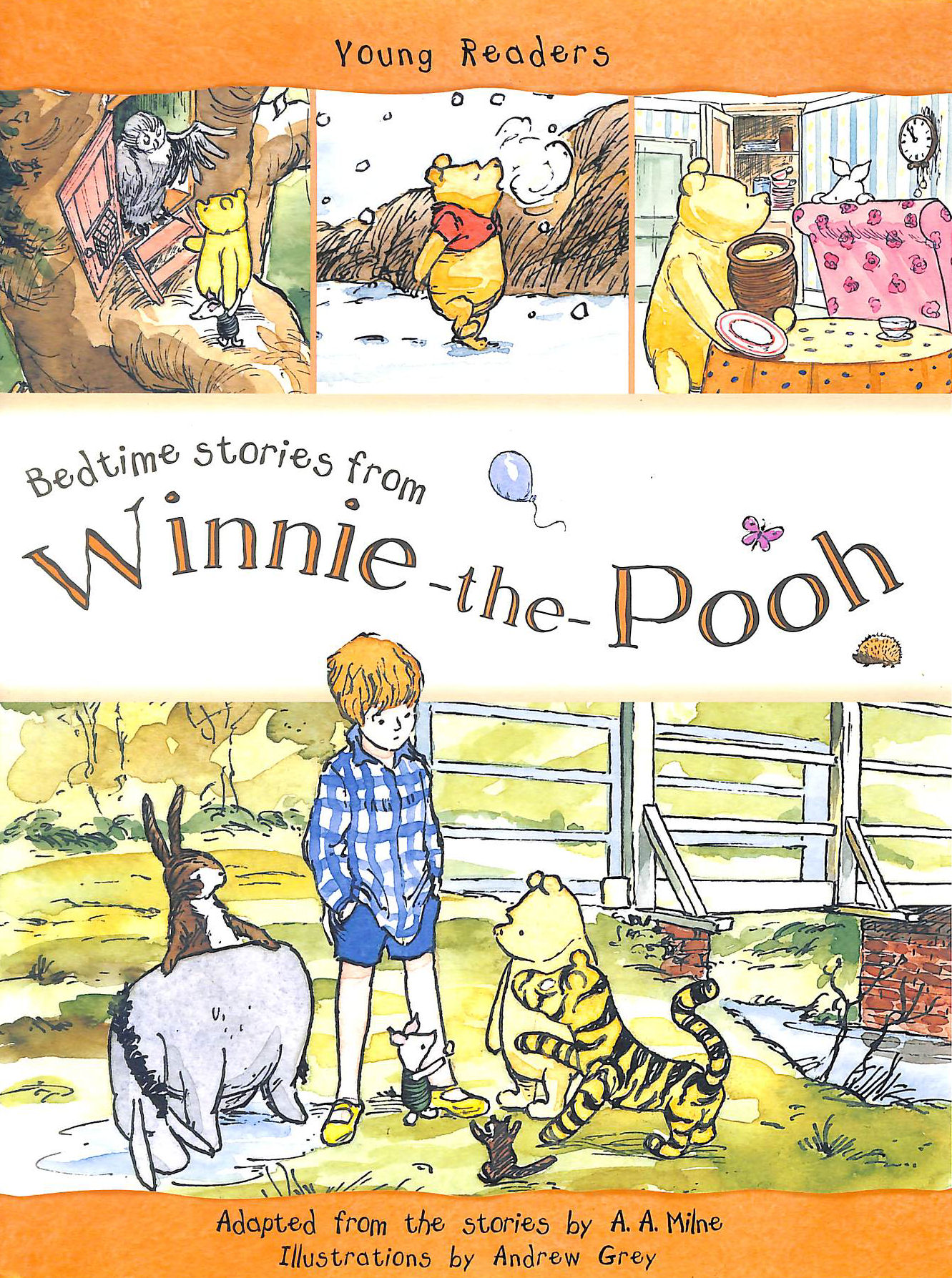 Image for Bedtime Stories from Winnie-the-Pooh (Young Readers Series)