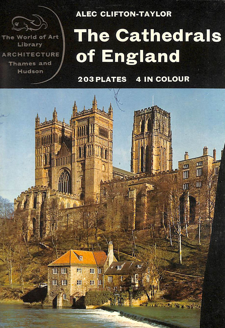 Image for The Cathedrals of England (World of Art)
