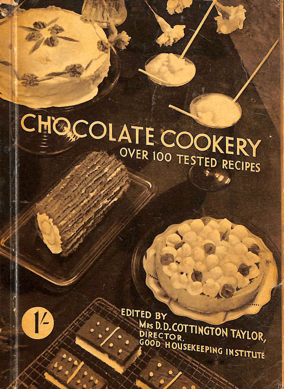 Image for Chocolate Cookery