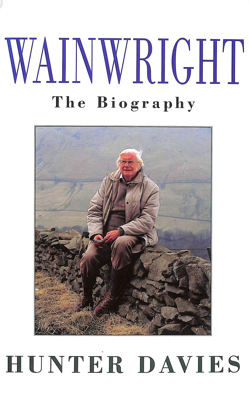 Image for Wainwright: The Biography