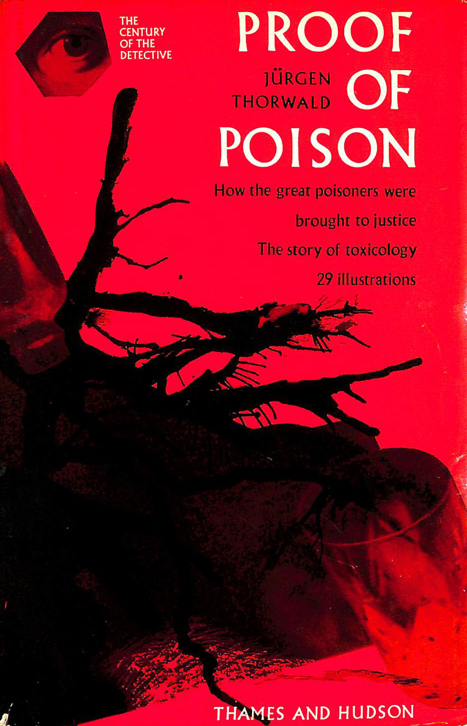 Image for Proof of Poison (Century of the Detective S.)