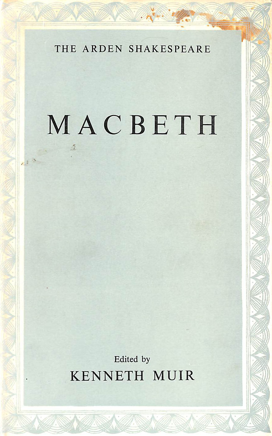 Image for Macbeth (The Arden Edition of the Works of William Shakespeare)