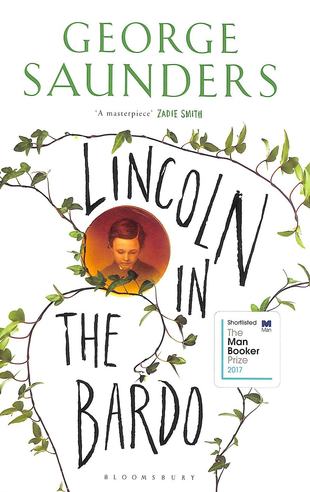 Image for Lincoln in the Bardo: WINNER OF THE MAN BOOKER PRIZE 2017