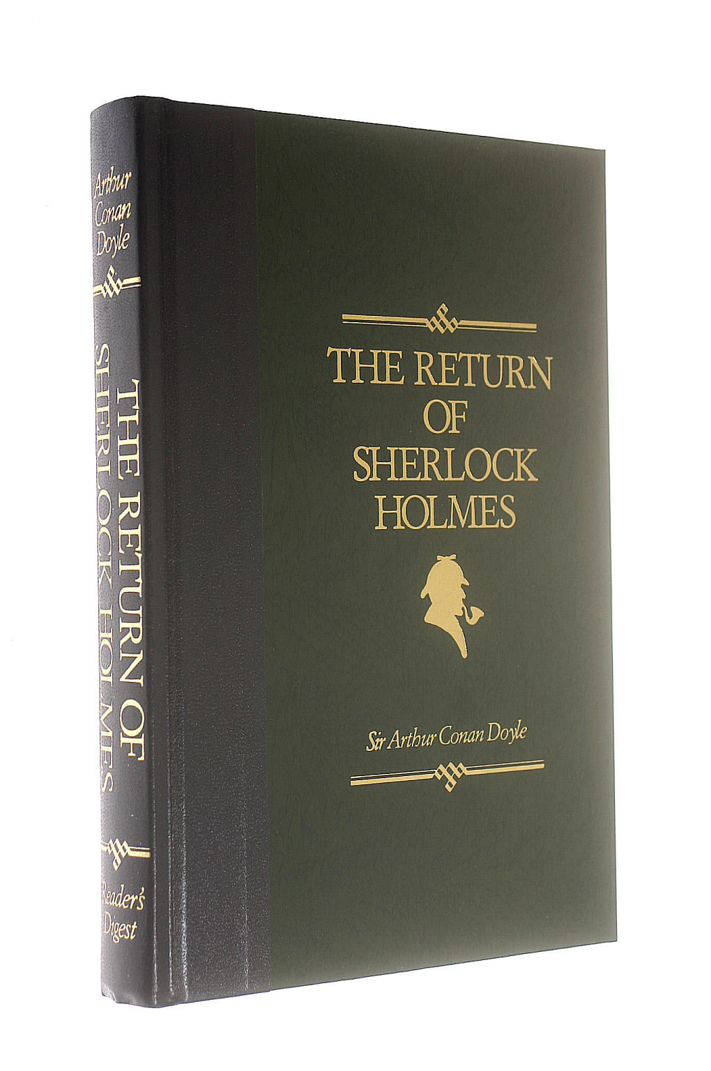 Image for The Return Of Sherlock Holmes, The World'S Best Reading Series
