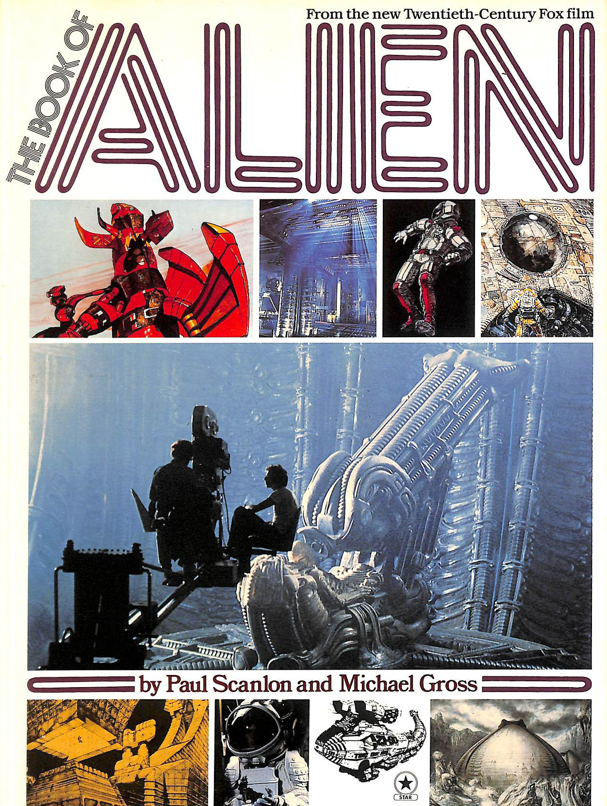 """Image for Book of """"Alien"""""""