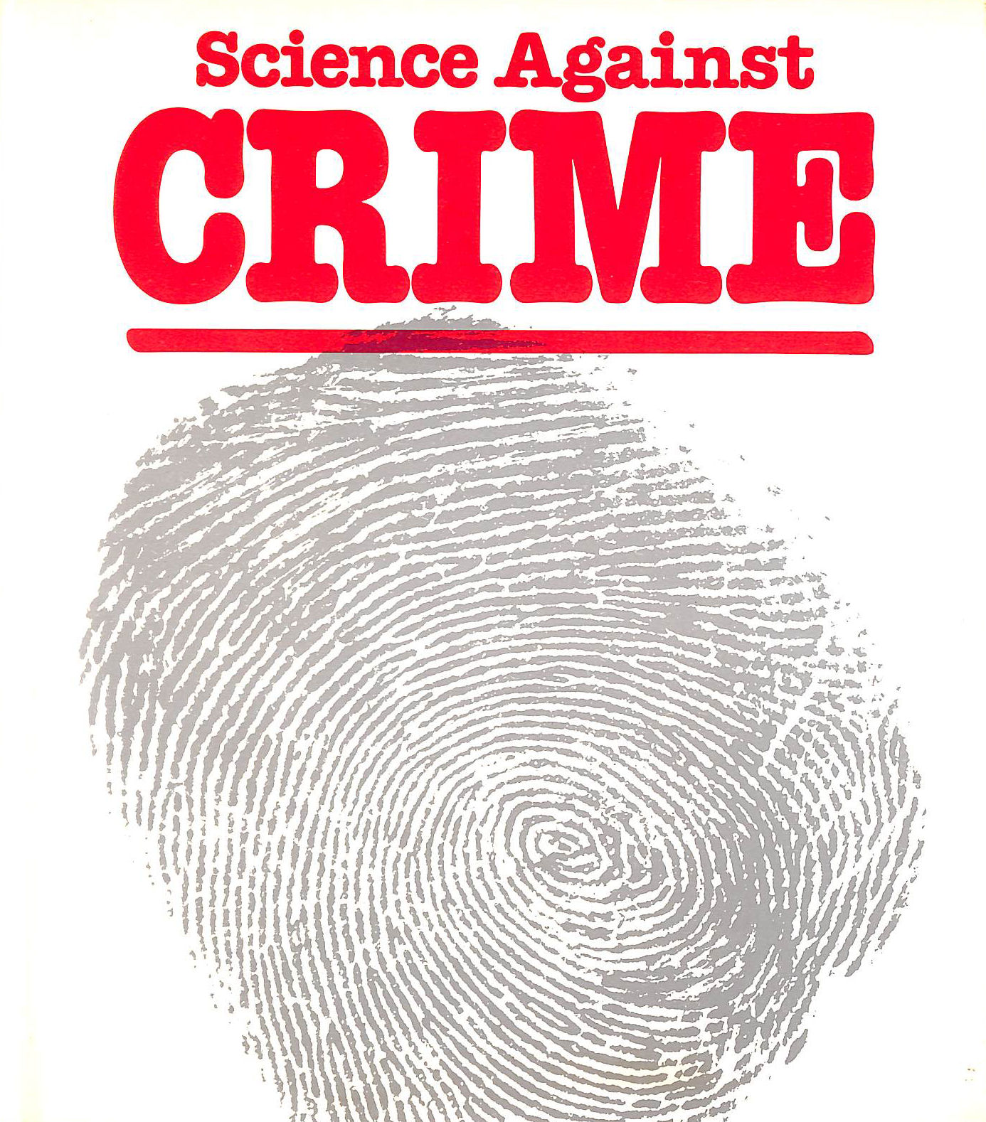 Image for Science against crime