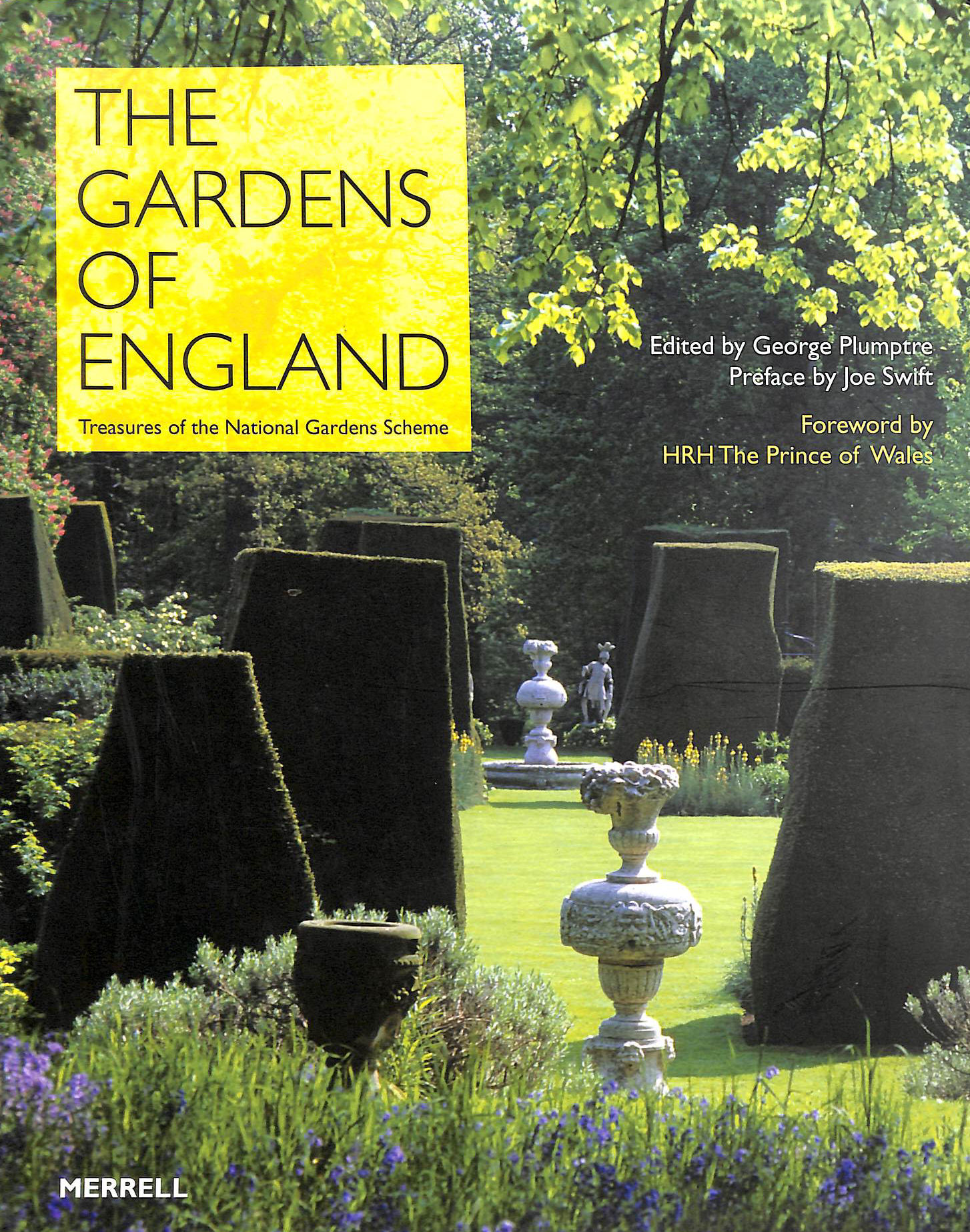 Image for The Gardens of England: Treasures of the National Gardens Scheme