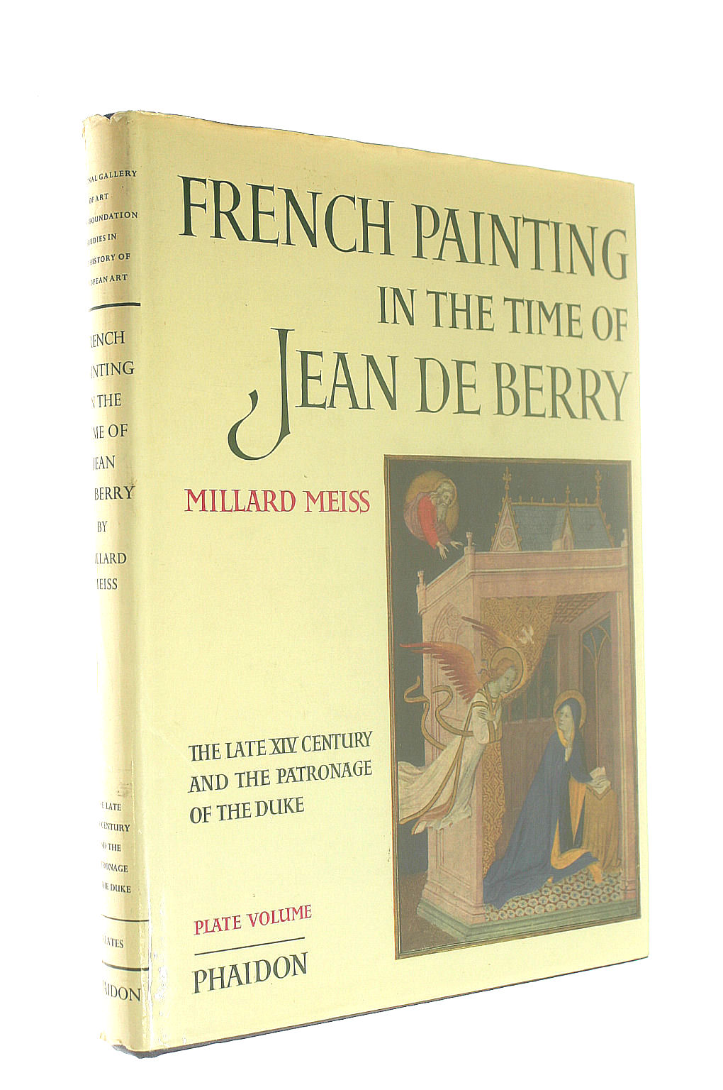 Image for French Painting In The Time Of Jean De Berry, Plate Volume