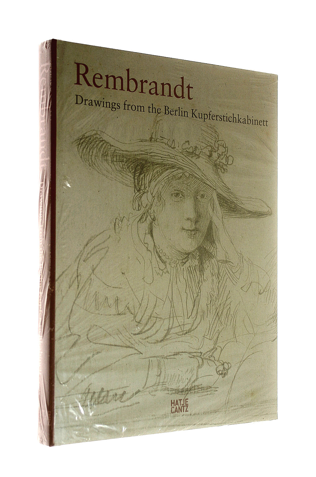 Image for Rembrandt: Drawings