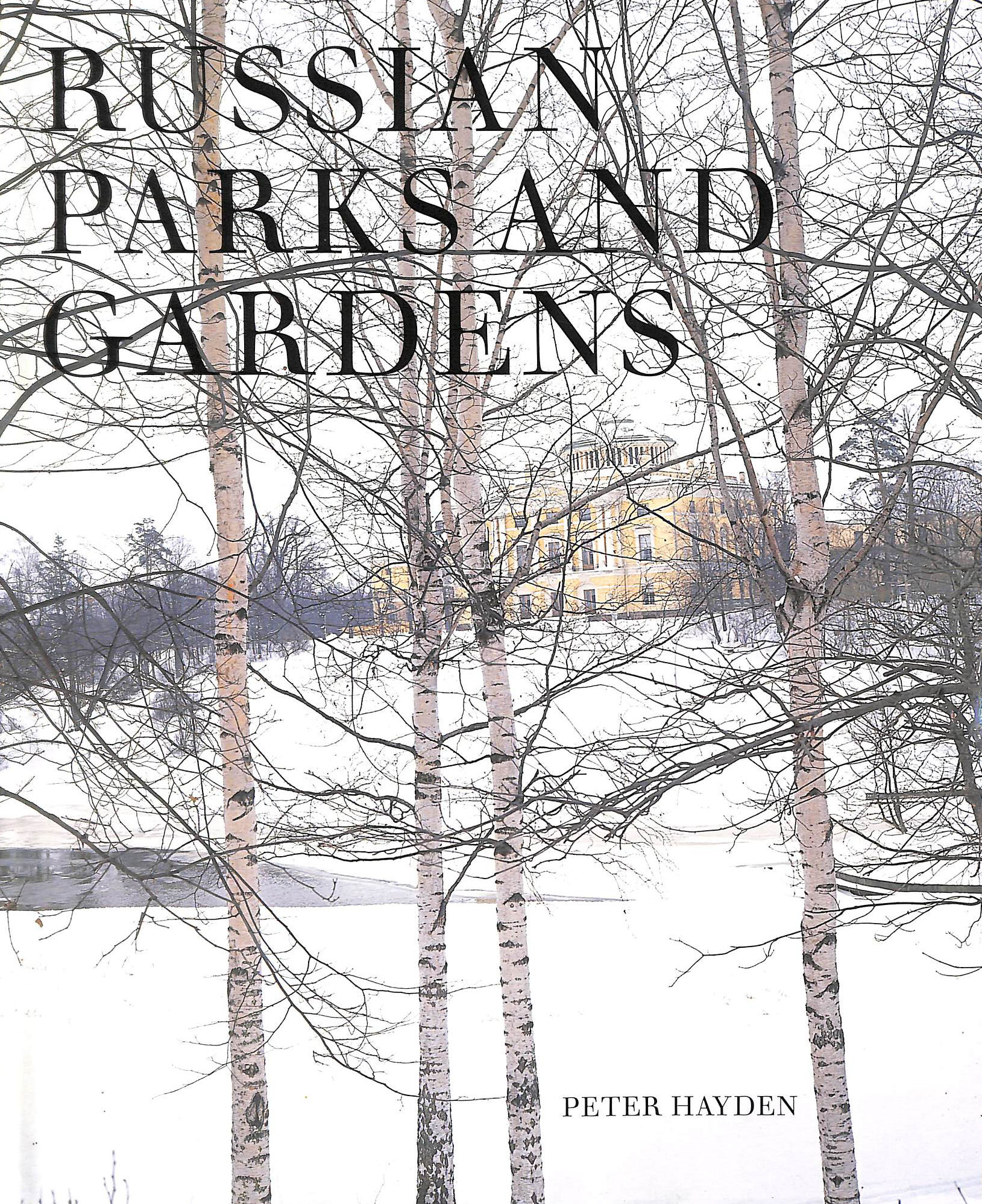 Image for Russian Parks and Gardens