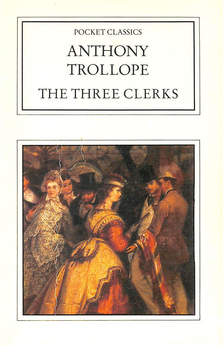 Image for The Three Clerks (Pocket classics)