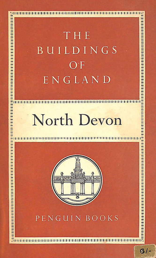 Image for THE BUILDINGS OF ENGLAND , NORTH DEVON.