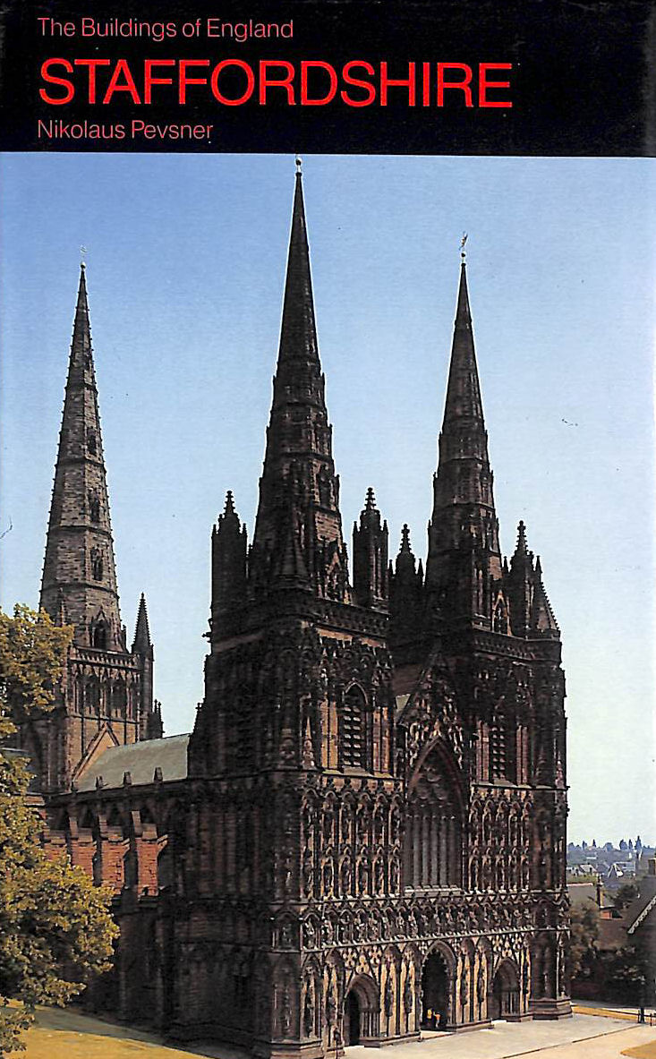 Image for Staffordshire (The Buildings of England)
