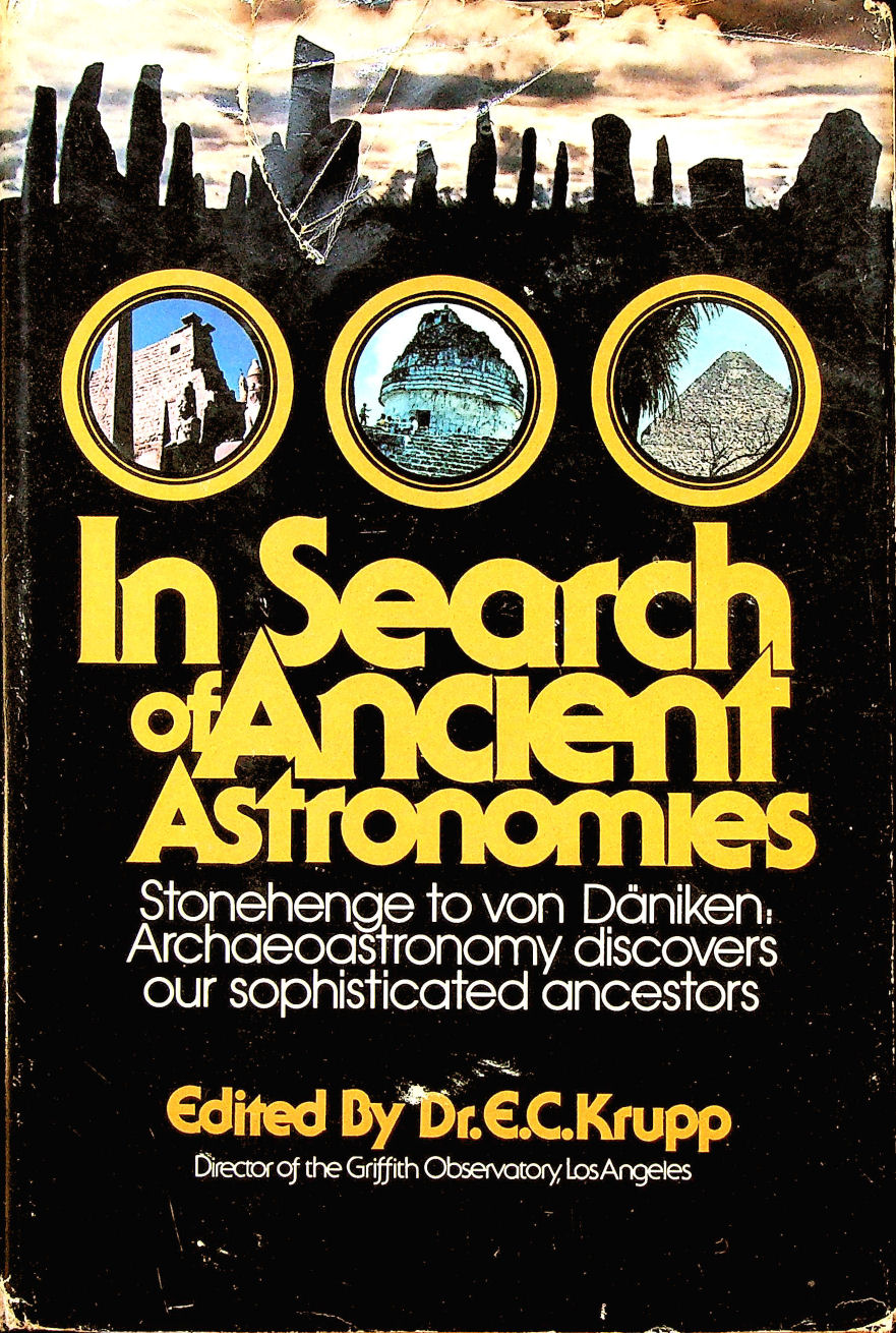 Image for In Search of Ancient Astronomies