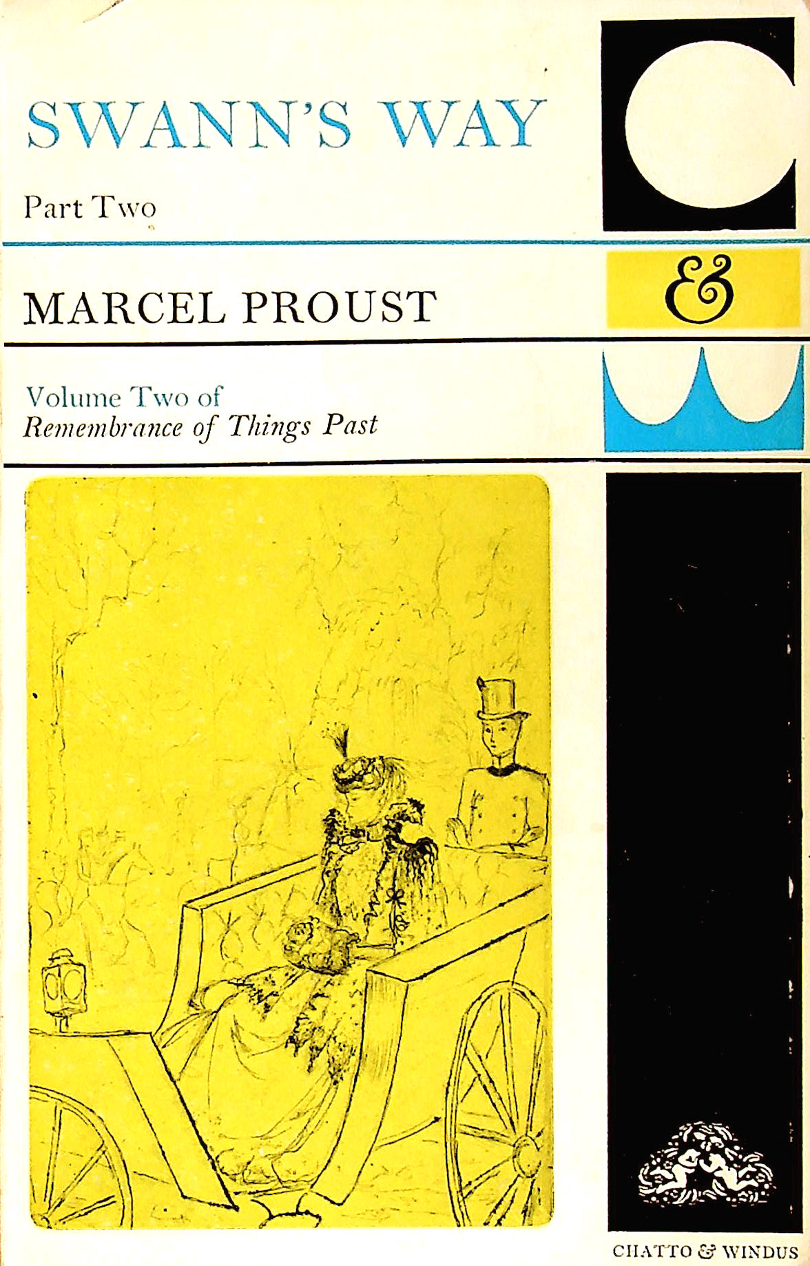 Image for Swann's Way: Pt. 2 (Proust)