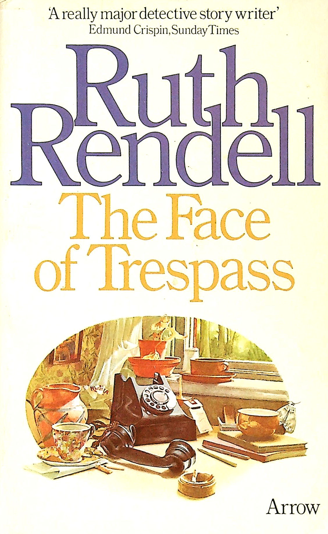 Image for The Face Of Trespass