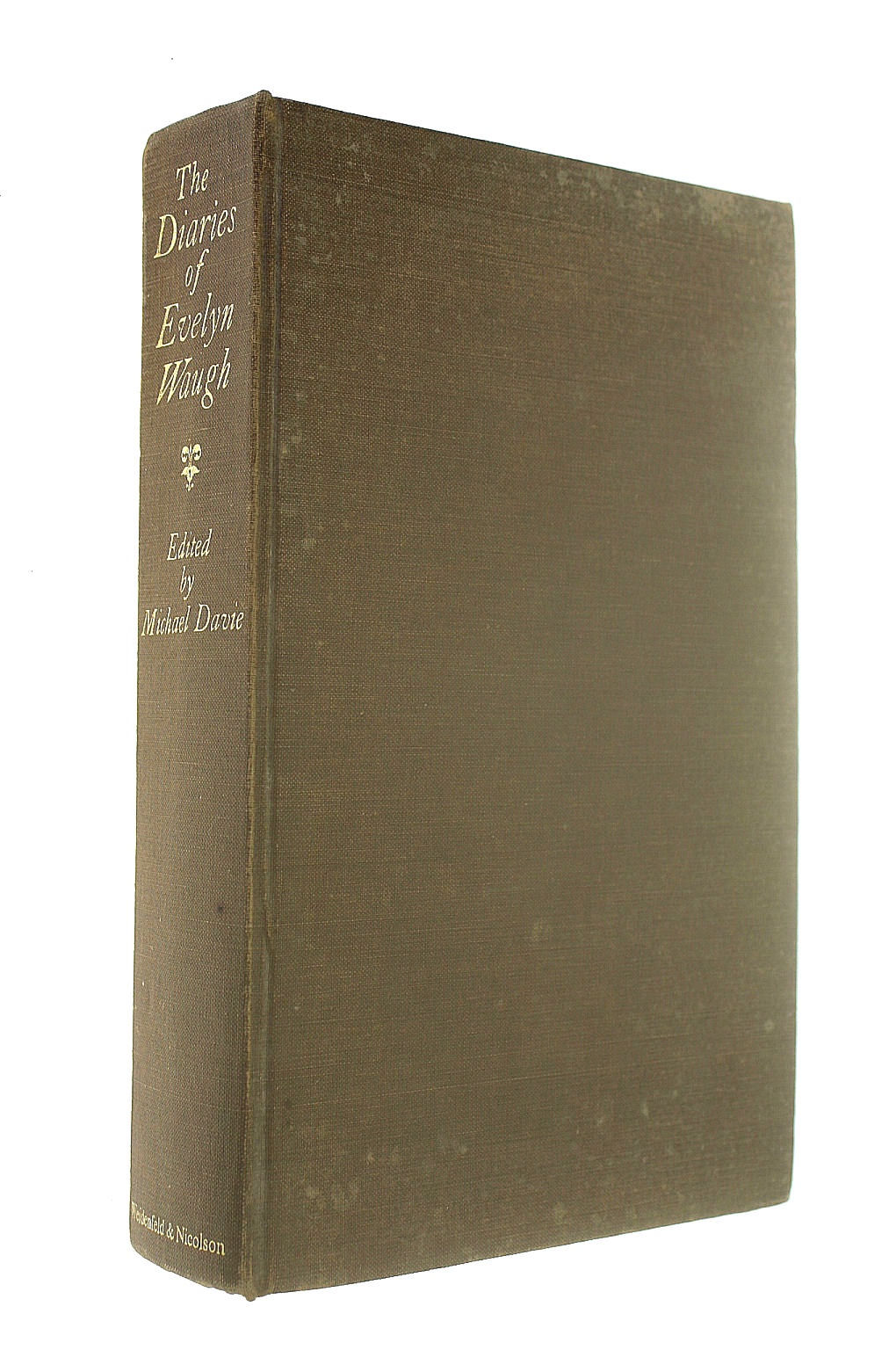 Image for Diaries of Evelyn Waugh