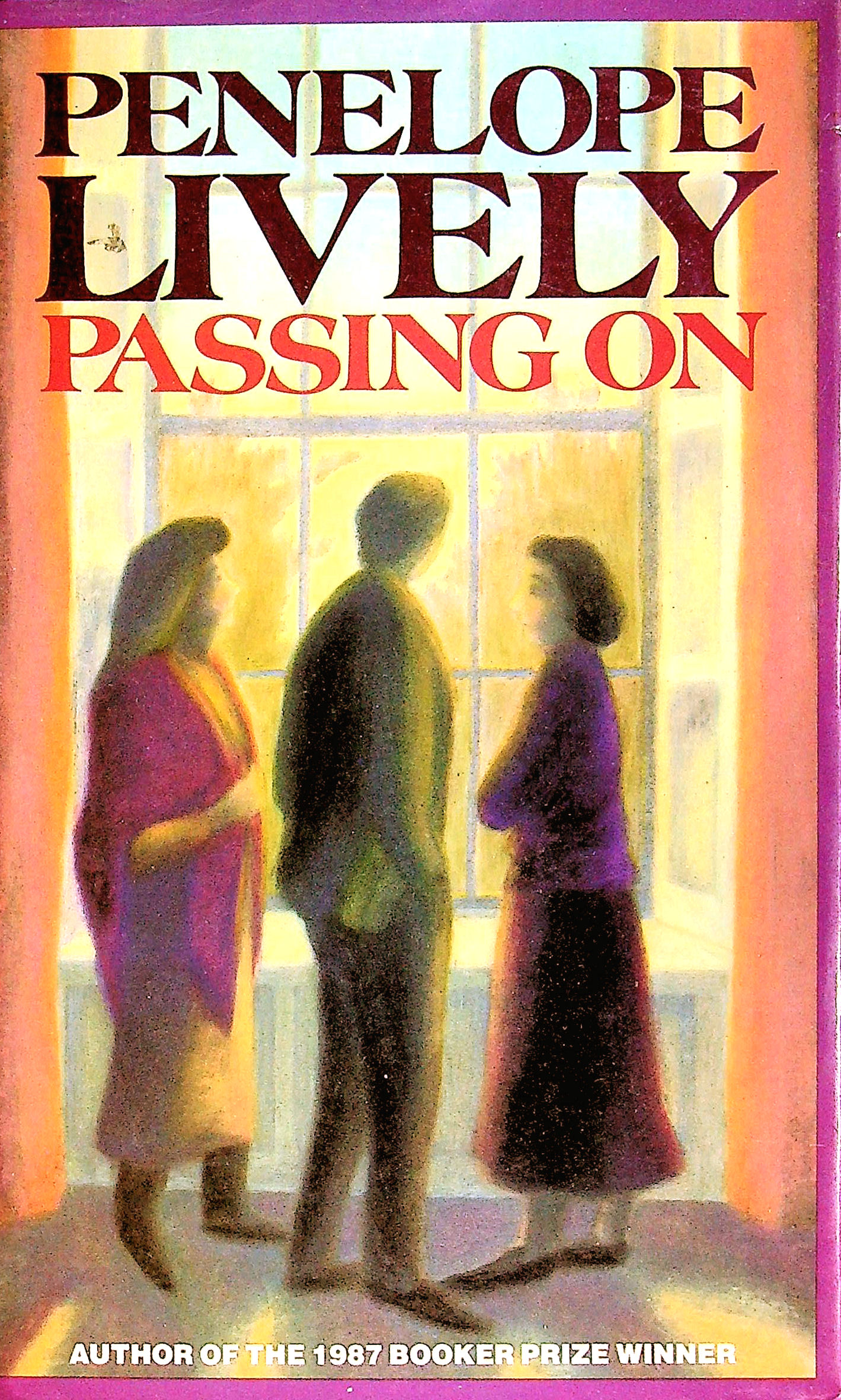 Image for Passing on