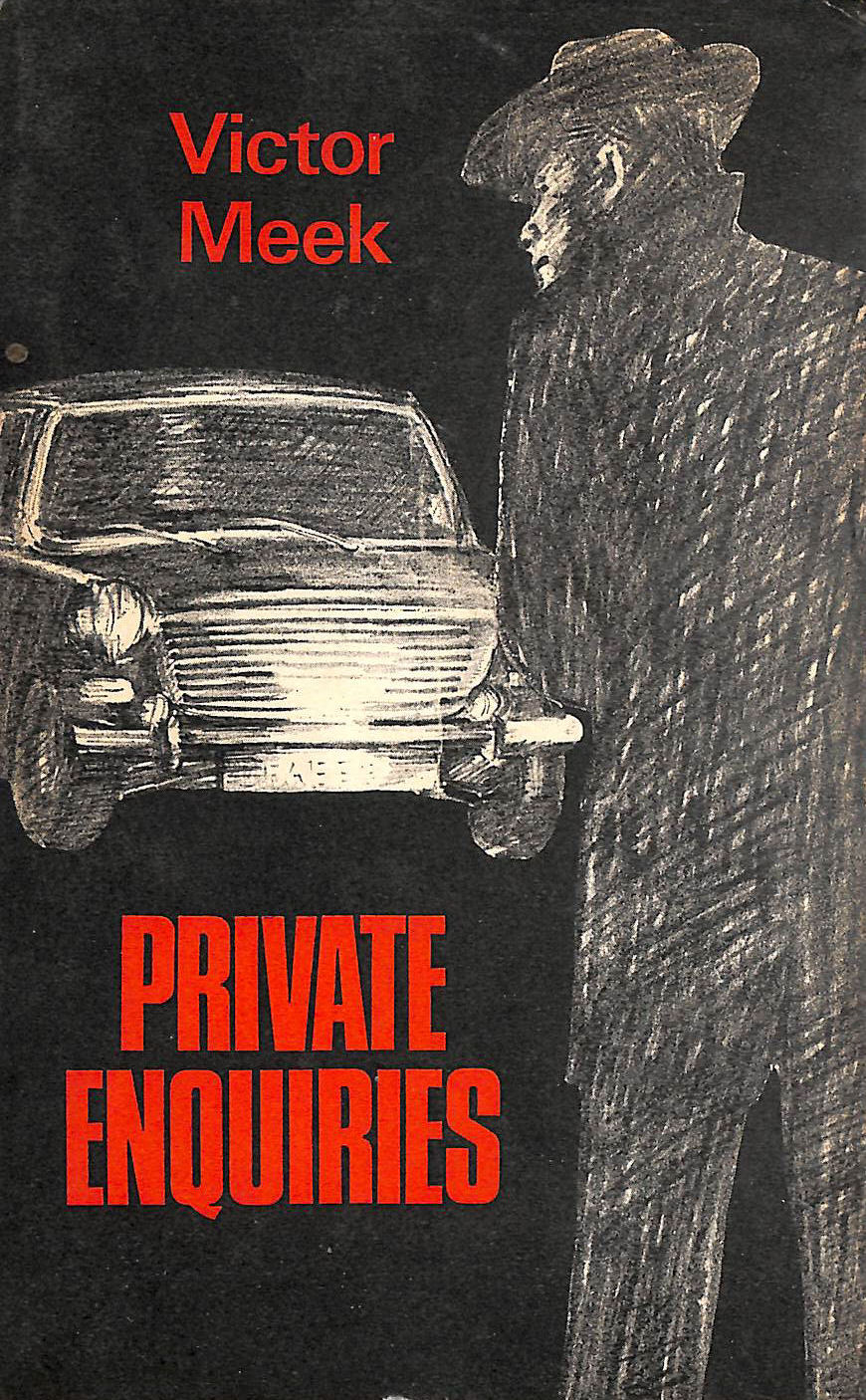 Image for Private Enquiries: A Handbook for Detectives