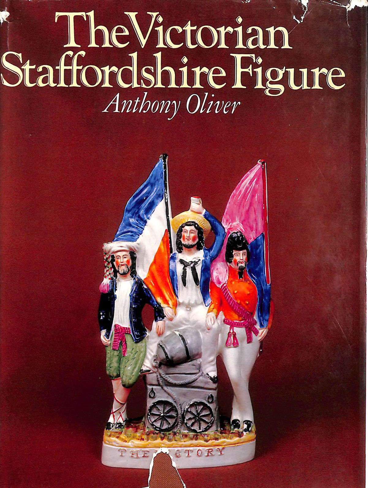 Image for Victorian Staffordshire Figure
