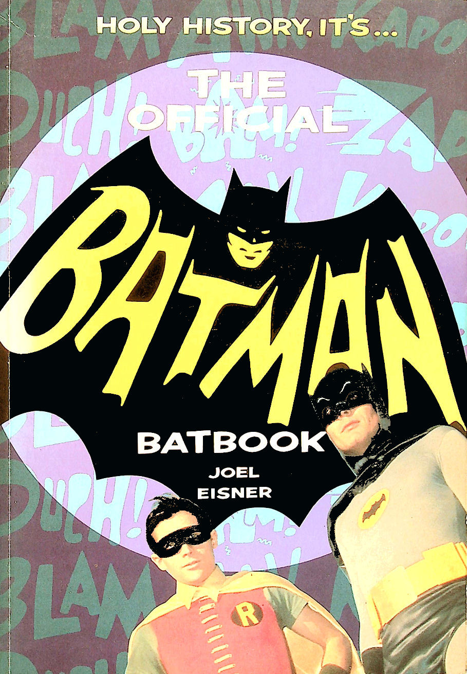 Image for The Official Batman Batbook