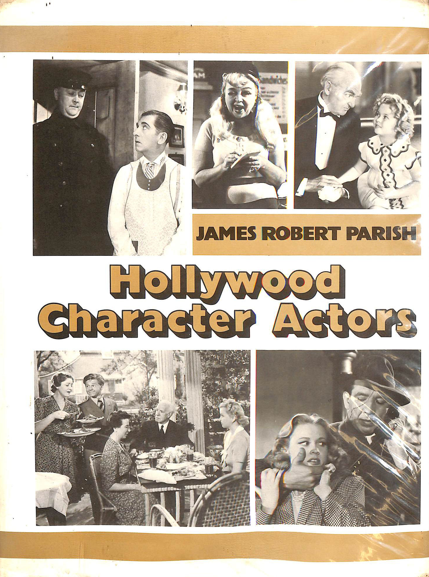 Image for Hollywood Character Actors