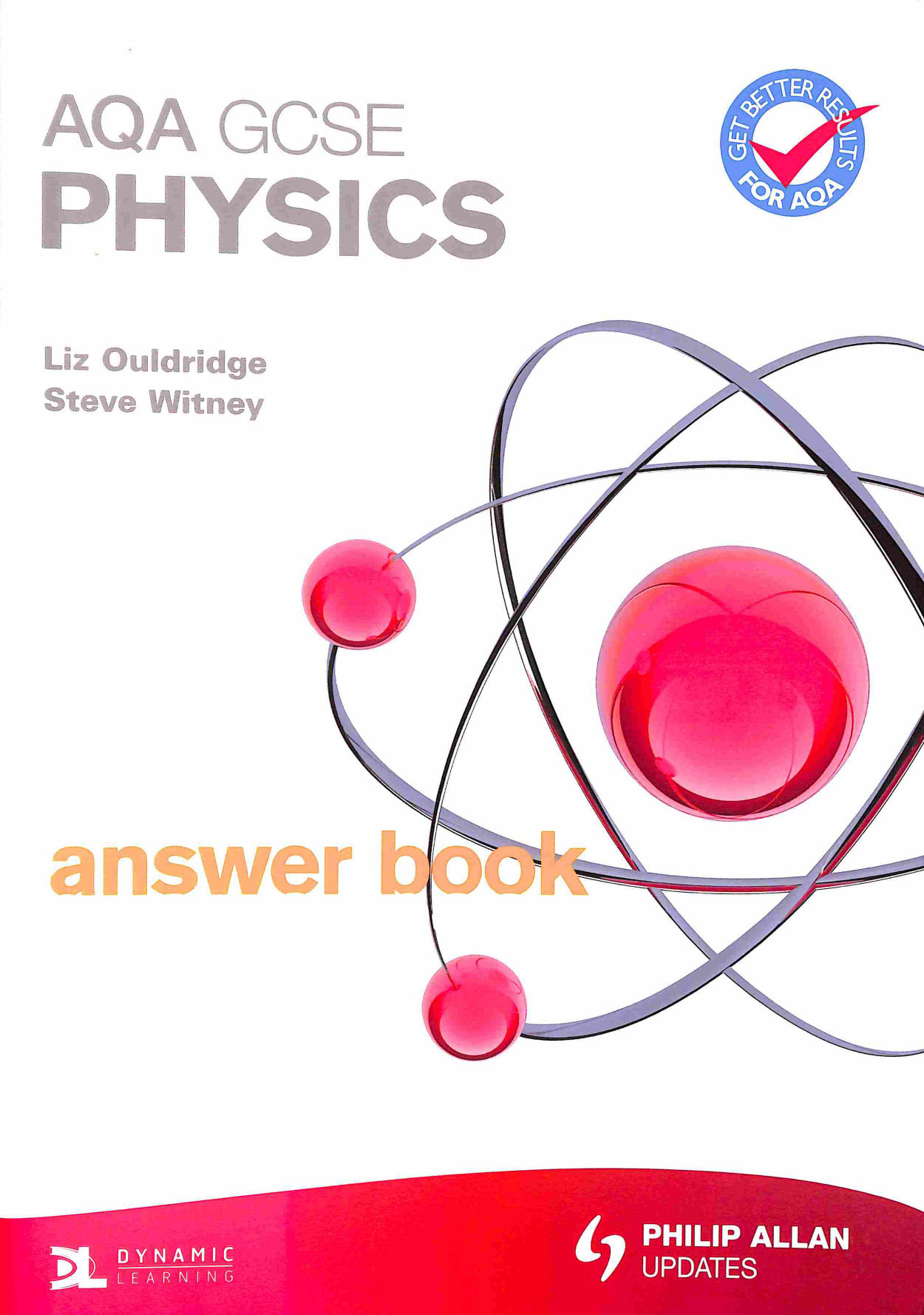Image for AQA GCSE Physics Answer Book