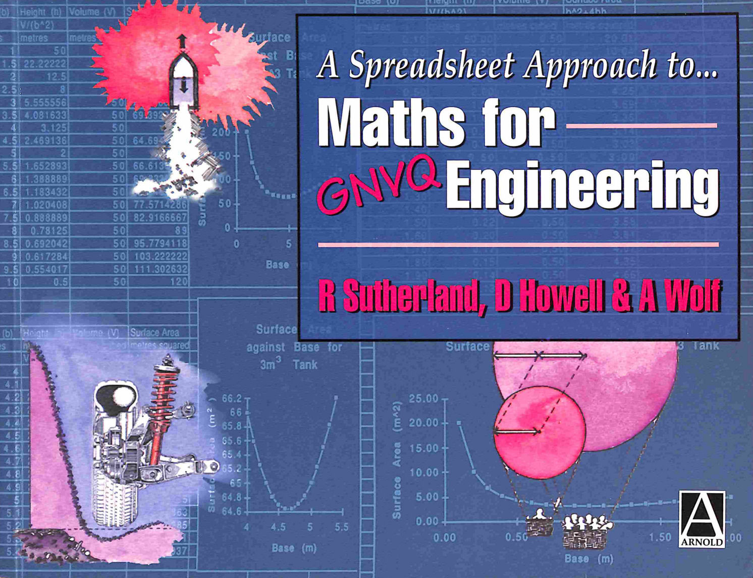 Image for A Spreadsheet Approach to Maths for GNVQ Engineering