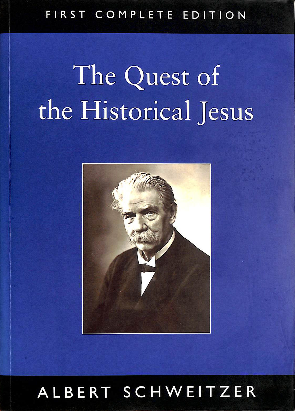 Image for The Quest of the Historical Jesus