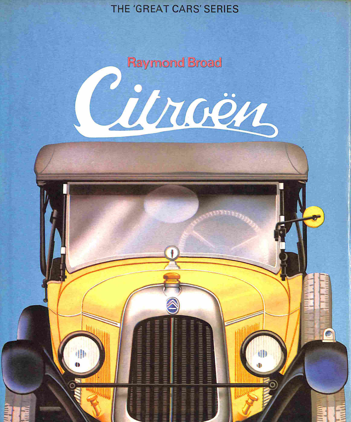 Image for Citroen (Great cars series)