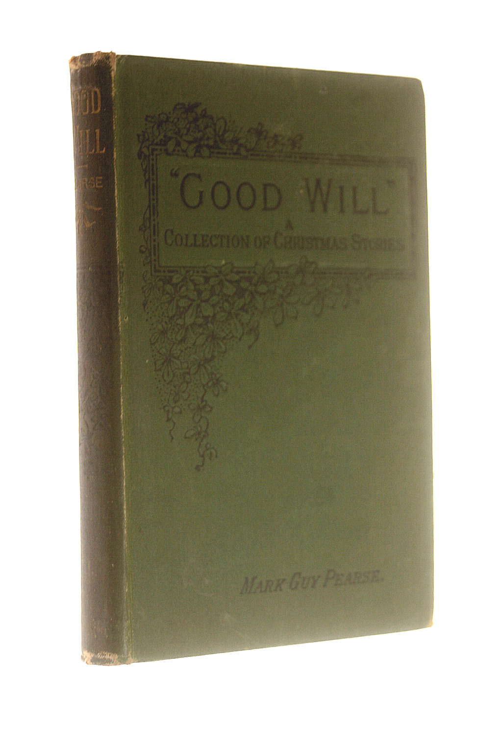 Image for Good Will: A Collection of Christmas Stories