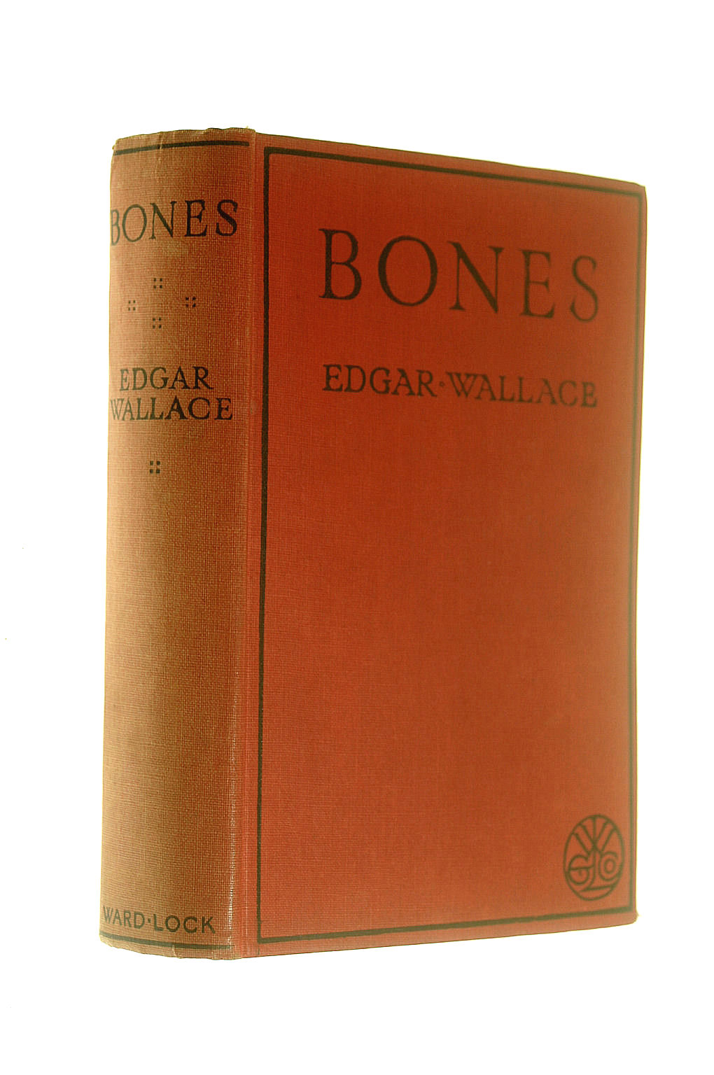 Image for Bones: Being Further Adventures In Mr. Commissioner Sanders' Country