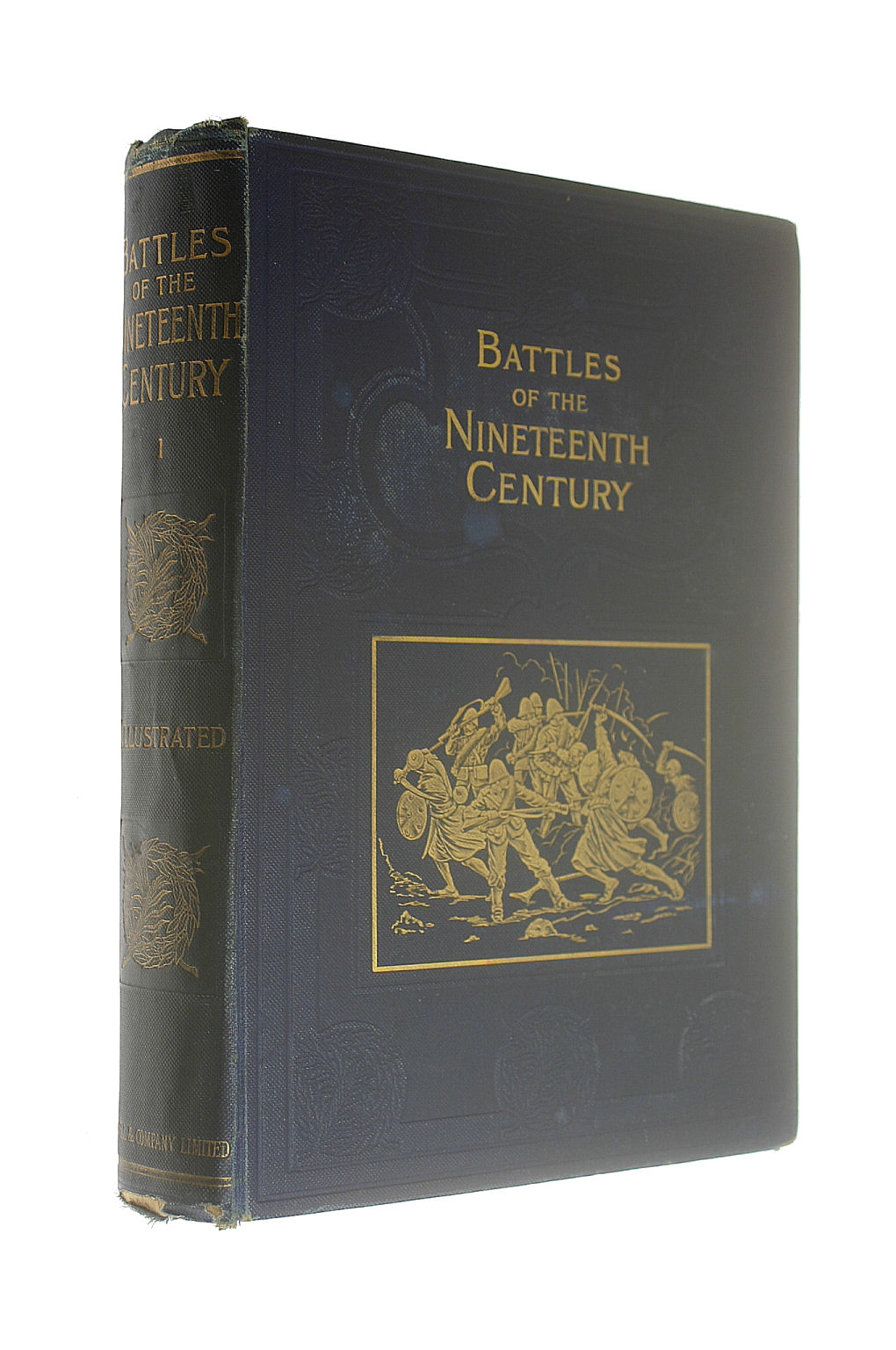 Image for Battles Of The Nineteenth Century Volume 1
