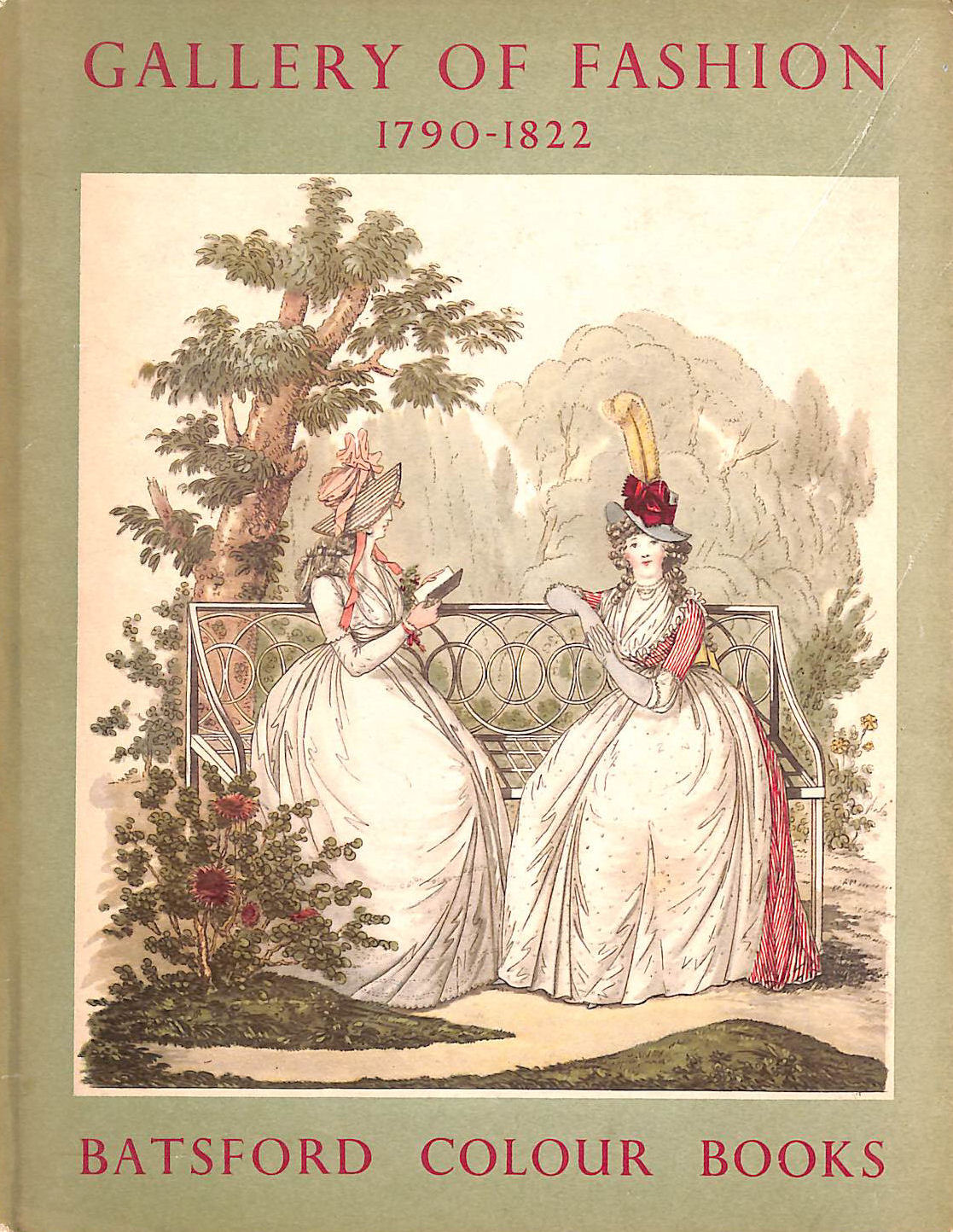 Image for Gallery of Fashion 1790-1822