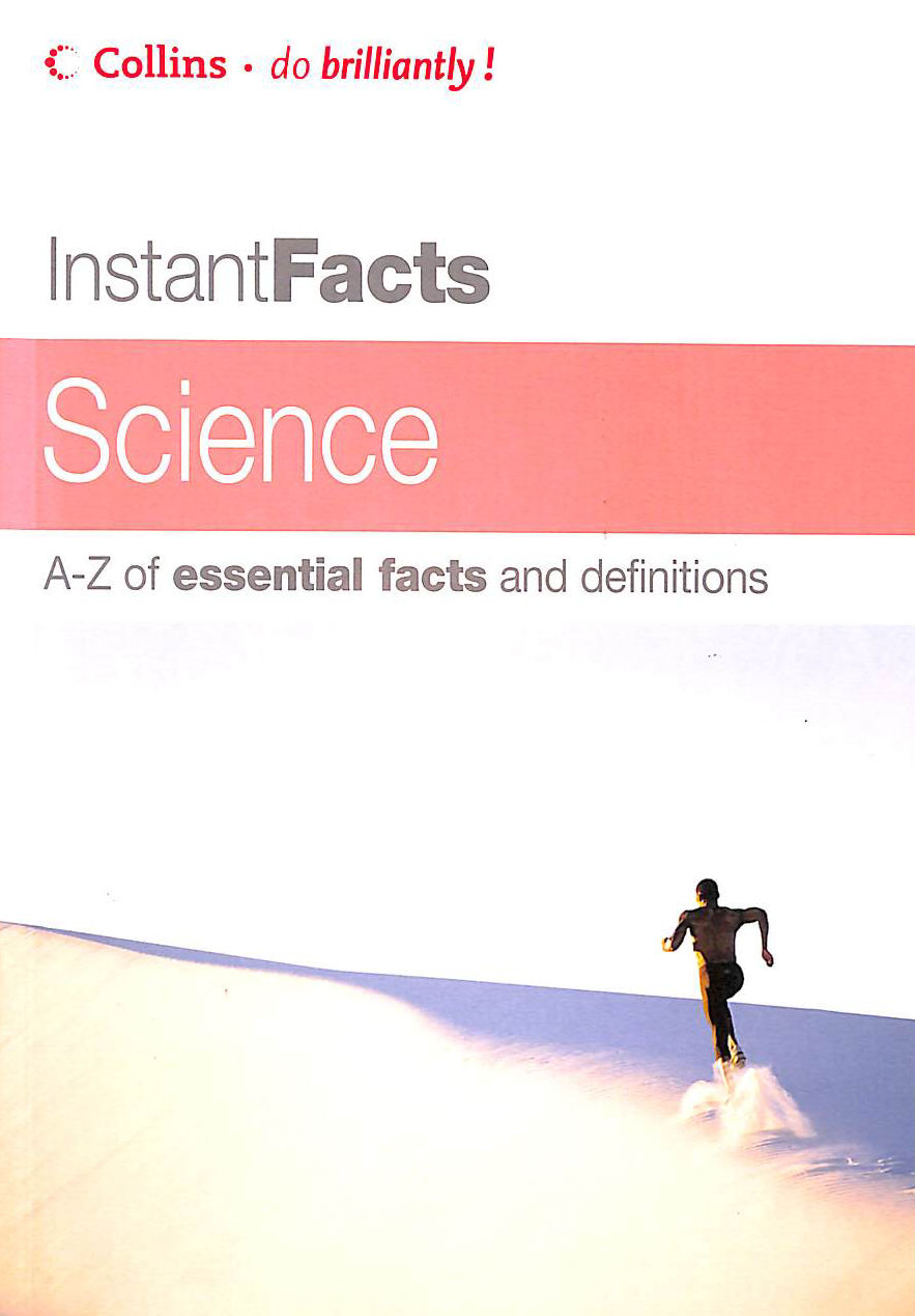 Image for Collins Instant Facts - Science