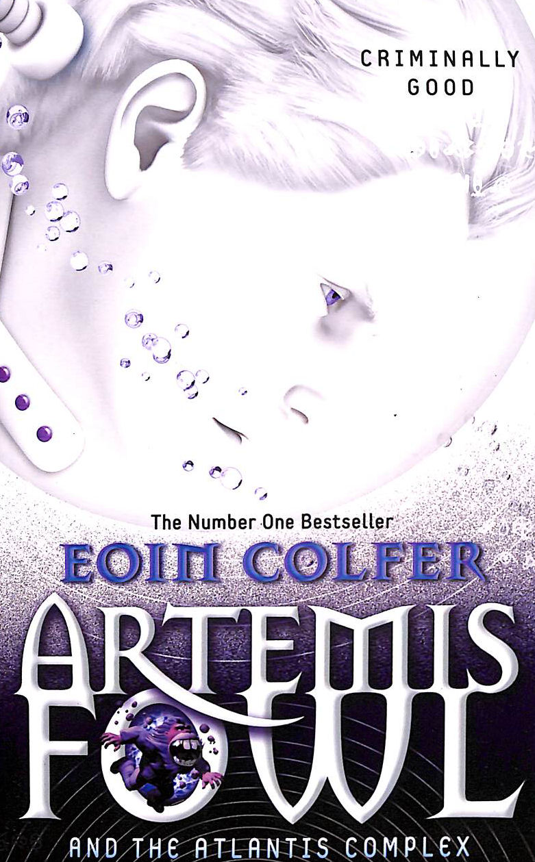 Image for Artemis Fowl and the Atlantis Complex
