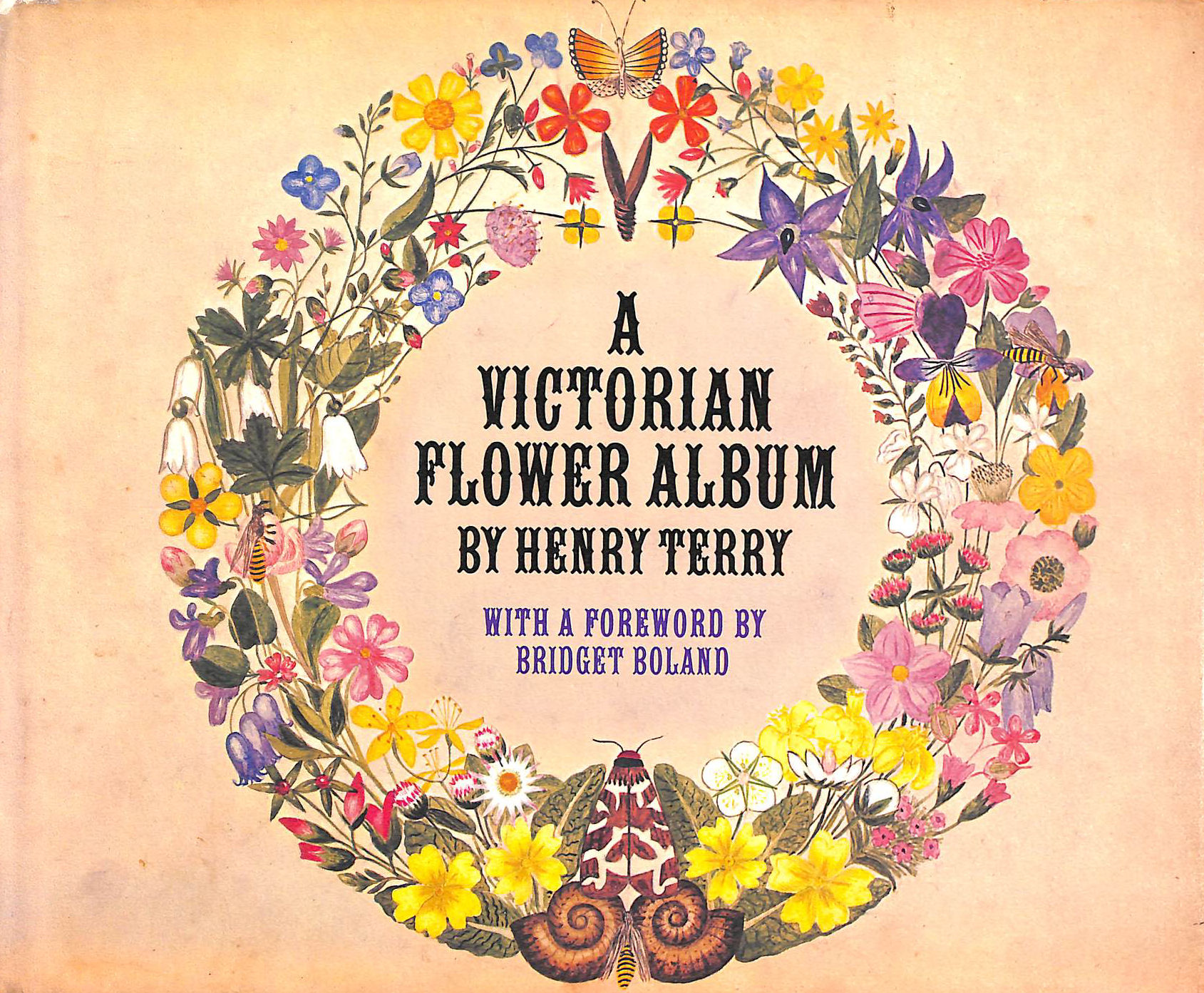 Image for A Victorian Flower Album