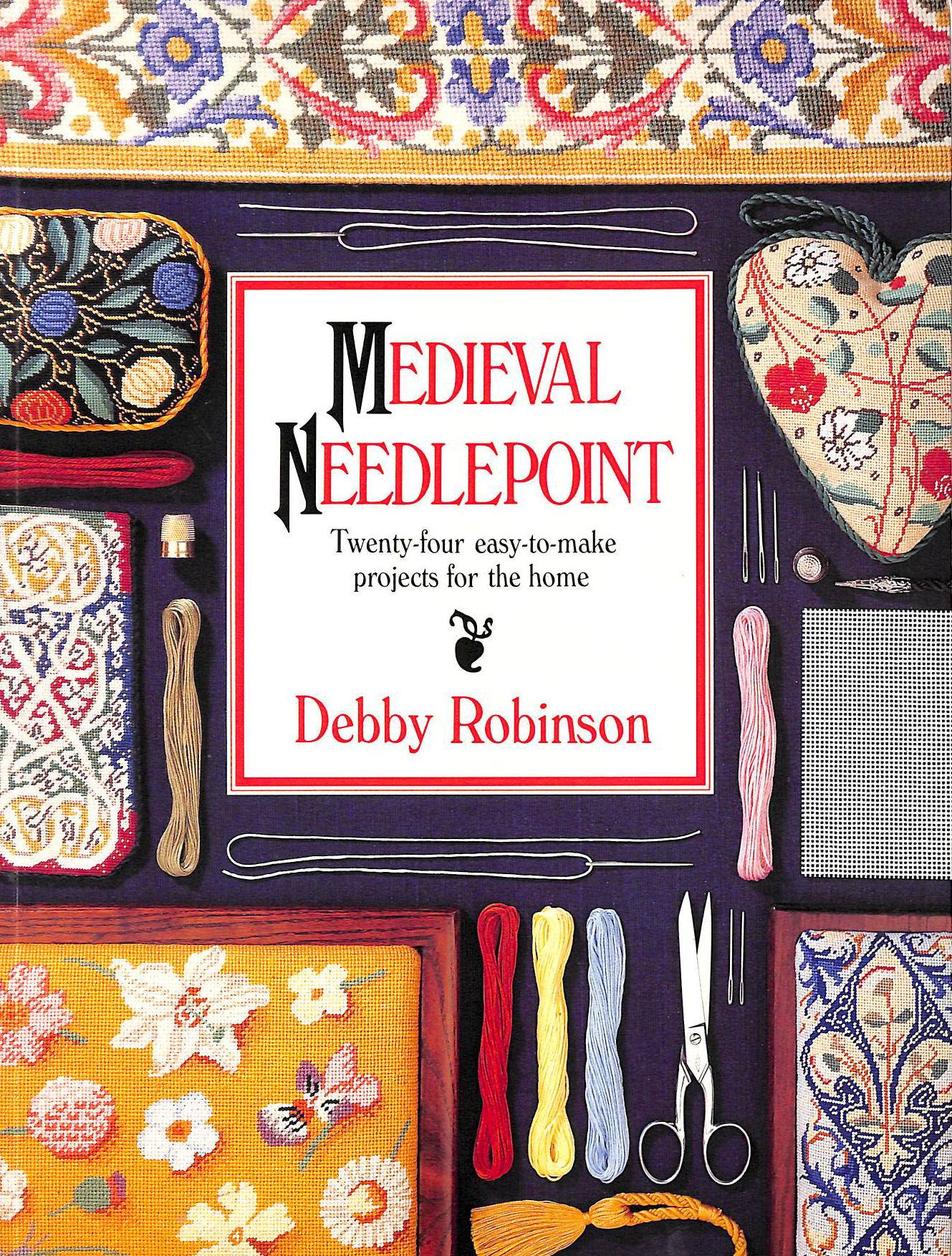 Image for MEDIEVAL NEEDLEPOINT