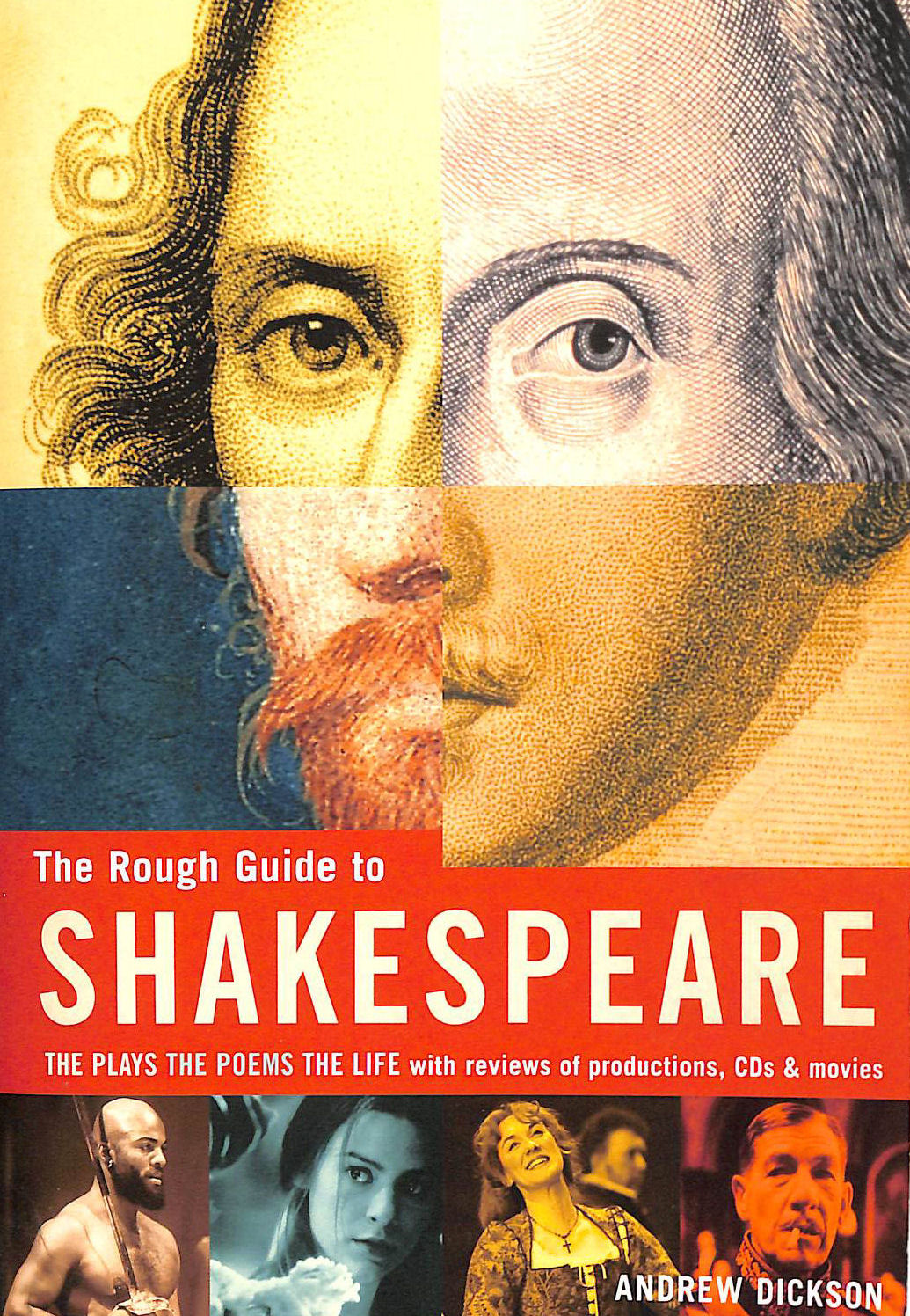 Image for The Rough Guide to Shakespeare: the Plays, the Poems, the Life
