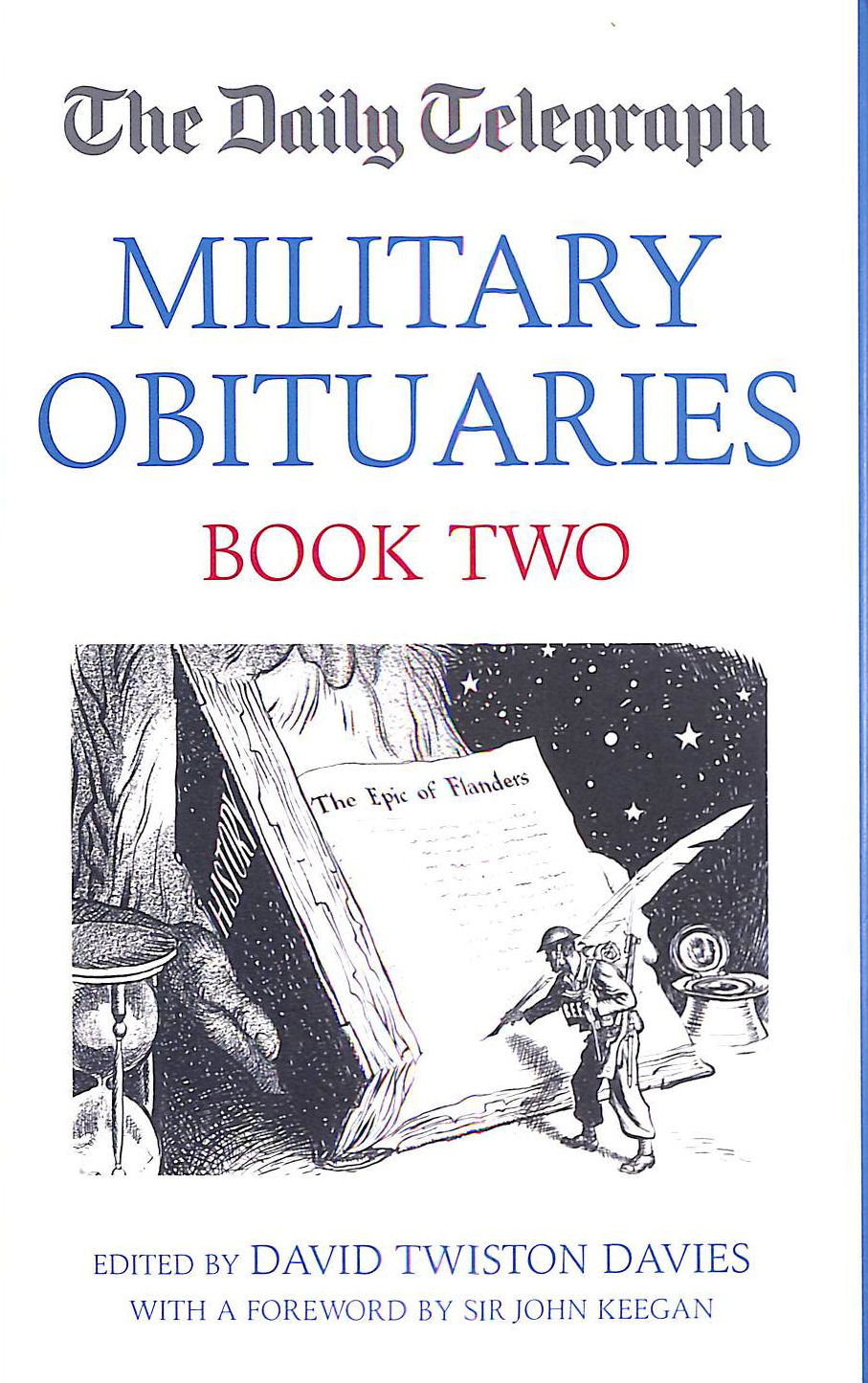 """Image for The """"Daily Telegraph"""" Military Obituaries: Book. 2"""