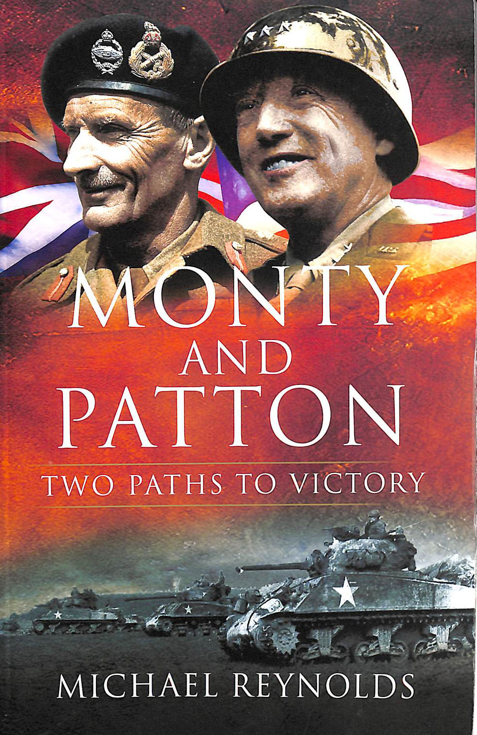 Image for Monty and Patton: Two Paths to Victory